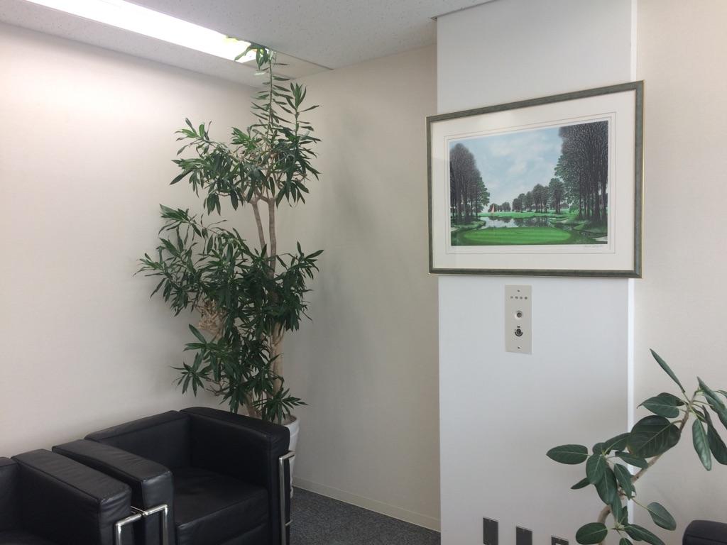 株式会社日本レジデンシャル 事務所工事
